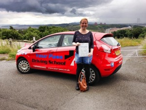 Georgina, Manual, Instructor: Derek Having had lessons previously I knew that I wasn't a natural driver and that it would take some time to build up my confidence. From my first lessons with Derek at Your Pass I felt reassured about what I was already capable of and he enabled me to gradually build on my skills. To go from being such a nervous driver to passing my test first time (whilst 22 weeks pregnant!) was unbelievable and I'm very grateful to Derek for his patience and perseverance with me. Being able to drive will make a huge difference to daily life so I am delighted and I'd be very happy to recommend Derek and Your Pass to others.