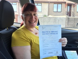 Donna, Automatic, Instructor: Gary Passed my automatic driving test today, would like to say couldn't have done it without the expert tuition and endless patience of Gary and Your Pass. He keeps so calm...even when you scrape his wheel off the kerb, sorry Gary smile emoticon !! He tries to get you to figure out how to do things, before giving you the correct answer, he puts you at ease and fills you with confidence. Fantastic instructor, simply the best and would definitely recommend Your Pass to anyone wanting to learn to drive. Thank you again!